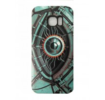 FUNDA CARCASA ANTIGOLPE PARA MOVIL PARA SAMSUNG GALAXY S7 EDGE PINTURA RELIEVE