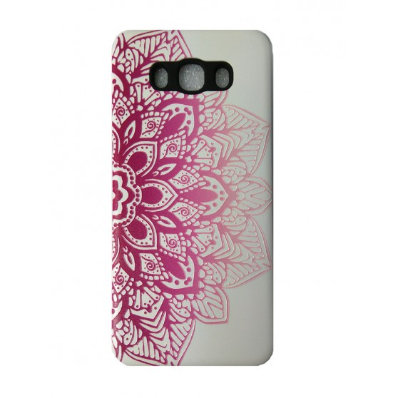 FUNDA CARCASA ANTIGOLPE MOVIL PARA SAMSUNG GALAXY J7 (2016) J710 PINTURA RELIEVE