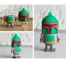 Memoria Flash USB Pendrive de 8G Personajes Star Wars Memoria USB 2.0