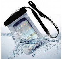 FUNDA BOLSA UNIVERSAL IMPERMEABLE SUMERGIBLE MOVIL WATERPROOF BAG + BRAZALETE