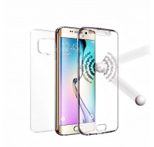 FUNDA GEL ANTICHOQUE 360º TRANSPARENTE TACTIL PARA SAMSUNG GALAXY S9 PLUS