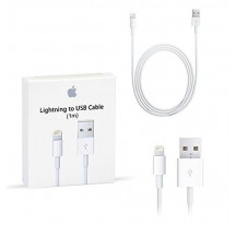 APPLE MFI CERTIFICADO CABLE LIGHTNING A USB (1 M) PARA IPHONE 5, 6, 6PLUS, IPHONE 7 7 PLUS IPAD