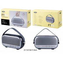 ALTAVOZ MINI BTS SPEAKER BLUETOOTH RADIO FM TF REPRODUCTOR ALTAVOCES RETRO