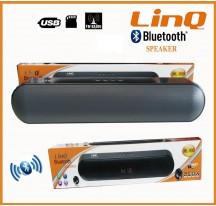 BARRA DE SONIDO ALTAVOZ INALAMBRICO FM BLUETOOTH USB AUX LINQ ML-800 ALTAVOCES