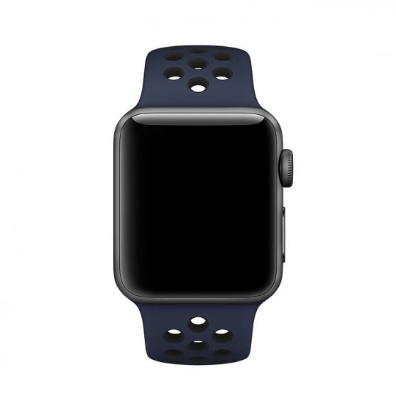 CORREA PULSERA REPUESTO COMPATIBLE APPLE WATCH SERIES 1 2 3 SILICONA 42MM IWATCH