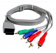 AV Cable 5 Componentes Consola HDTV Para Nintendo Wii Conector de WII a TV