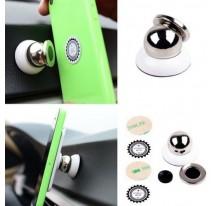 Soporte Magnetico Universal para coche Iman para Movil GPS 360º Iphone Samsung