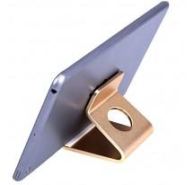 """Soporte de Aluminio Universal para Telefonos Moviles y Tablet 7"""" Antideslizante"""