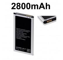 Bateria para Samsung Galaxy S5 i9600 SM-G900 2800mAh Repuesto Batería Interna