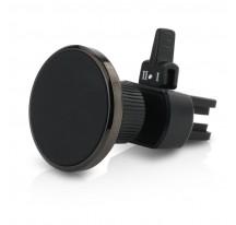 Soporte MAGNETICO para Rejilla DE Coche con IMAN ROTACIÓN 360º GPS MOVIL GPS