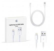 APPLE MFI CERTIFICADO CABLE LIGHTNING A USB (1 M) PARA IPHONE 5, 6, 6PLUS, IPHONE 7 7 PLUS IPAD