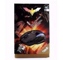 RATON GAMING MOUSE PROGRAMABLE 7 TECLAS CON CABLE USB 3200 DPI HAVIT HV-MS898