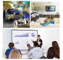CABLE HDTV ADAPTADOR PARA ANDROID IOS SMARTPHONE 1080 HD HEMBRA USB A HDMI LINQ IS-U706
