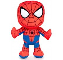 Peluche Spiderman, 45 cm Supersoft Muñeco Peluche Original Pelicula Comic Marvel Heroes