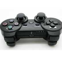 Mando inalambrico Bluetooth con Vibración Gamepad Joystick Compatible con PS3 PLAYSTATION 3