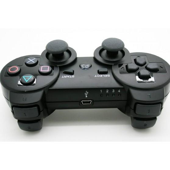 Mando inalambrico Bluetooth con Vibración Gamepad Joystick Compatible con PS3 PLAYSTATION 3